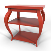 vera sidetable 3d 3ds