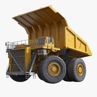 maya heavy duty dump truck