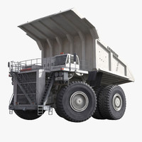3ds max heavy duty dump truck