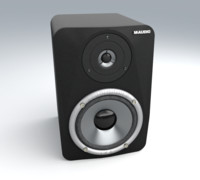 bookshelf speaker m-audio lx4 max