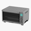 Toaster Oven 3D models