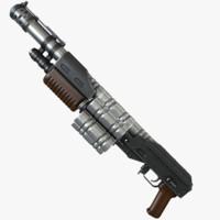 max grenade launcher