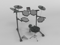 3d drum electronic