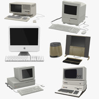 retro apple computers max