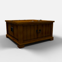 durango chest furniture arcon 3d max