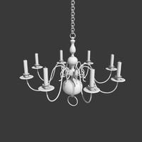 chandelier bronze