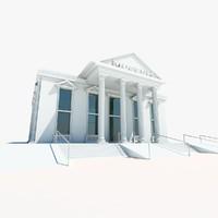 Museum Building Symbol
