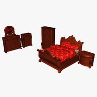 3d classic furniture
