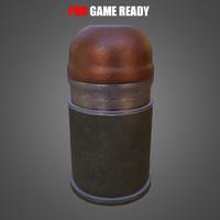 maya 40mm grenade pbr