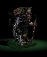 3d model troll