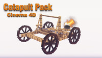 Minecraft Catapult Pack
