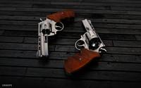 colt anaconda revolver 3d c4d
