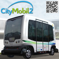 3d model wepod driverless