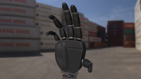 robot hand basic ma