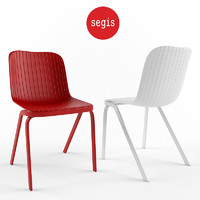 3d chair dragonfly model