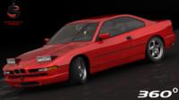 max bmw 850 csi 1995