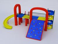 3d playground sport