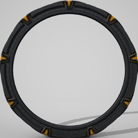 stargate lightwave 3d model