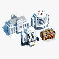 Public Buildings Symbol 1