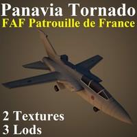 3d panavia tornado faf