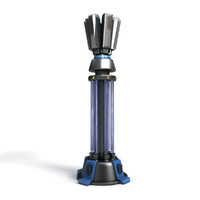 3d model prism tower