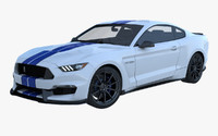 mustang shelby gt350r 2016 ma
