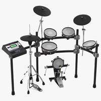 c4d electronic drum kit generic