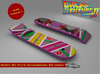 Marty Mc Fly's Hoverboard