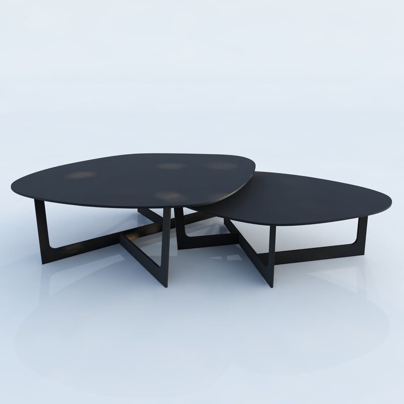 3d model of coffee table for Coffee table 3d model