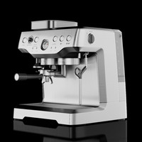 3d model coffee machine maker bork
