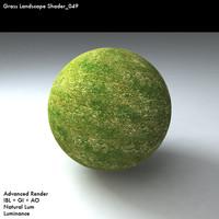 Grass Landscape Shader_049