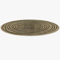 design rug 3d max