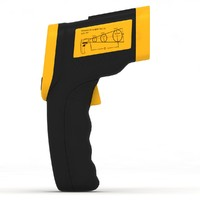 infrared thermometer m 3d model