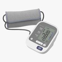sphygmomanometer 3d max