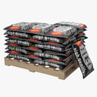 Pallet of Cement Bags