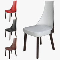 design chair 3d 3ds