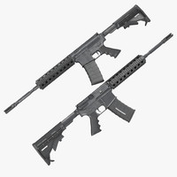 max assault rifle ar15