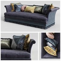 provasi dorian sofa pr1221-718 3d max