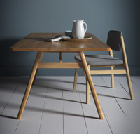 Contemporary Table and Chair