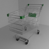 blender shopping cart