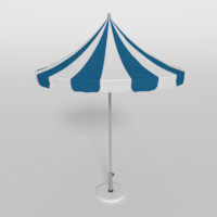 3ds hotel umbrella