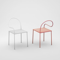 Contemporary Chair - Nendo