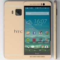 htc m9 gold max