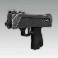 OTs-22M Buk Compact Submachine Gun