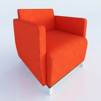 swift seat lounge 3d model