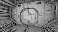 Spaceship corridor(1)