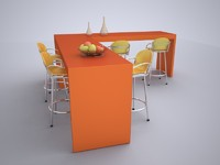 Table kitchen set