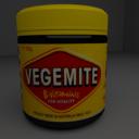 vegemite 3D models