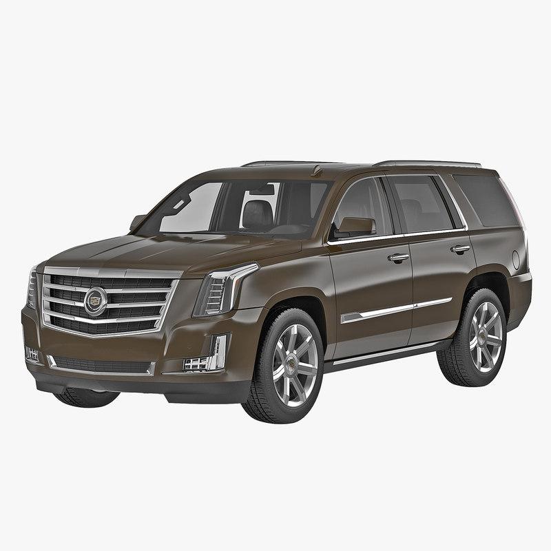 Cadillac Escalade 2015 Used: Cadillac Escalade 2015 Simple Max