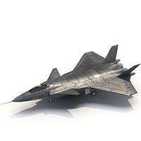 max chengdu j20 stealth fighter